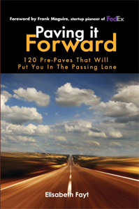Paving it Forward by Elisabeth Fayt